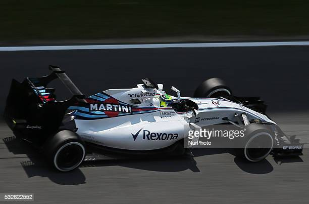 Felipe Massa during the second day of the Formula 1 test held in the BarcelonaCatalunya Circuit on may 18 2016Photo Jordi...