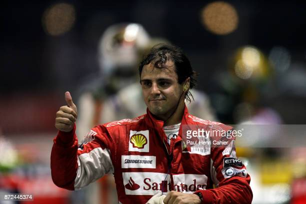 Felipe Massa, Grand Prix of Singapore, Marina Bay Street Circuit, 26 September 2010.