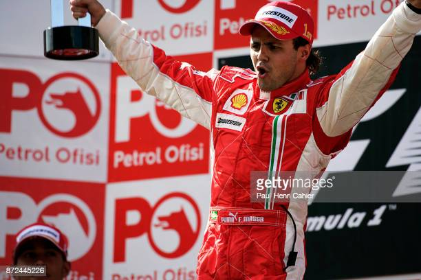 Felipe Massa, Grand Prix of Turkey, Istanbul Park, 11 May 2008.
