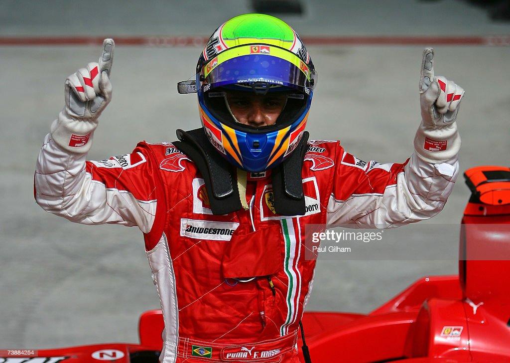 Bahrain Formula One Grand Prix: Qualifying : News Photo