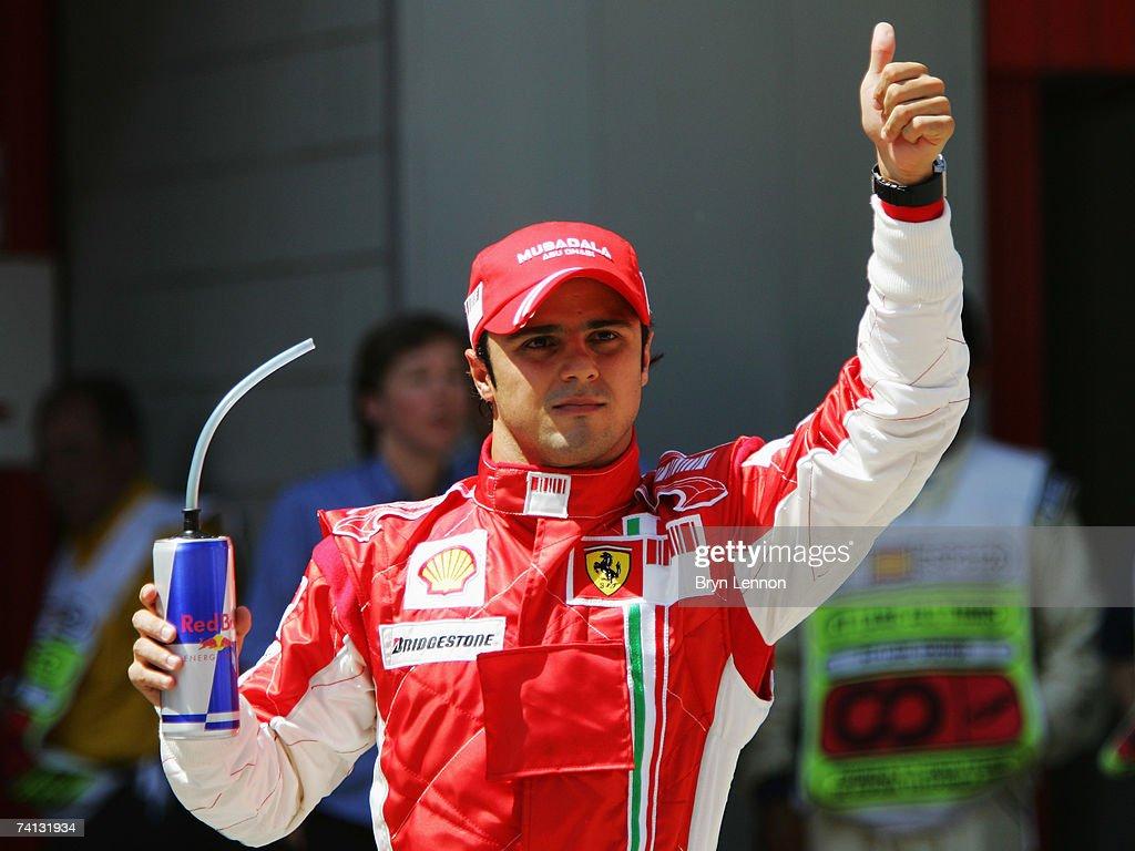Spanish Formula One Grand Prix: Qualifying : News Photo