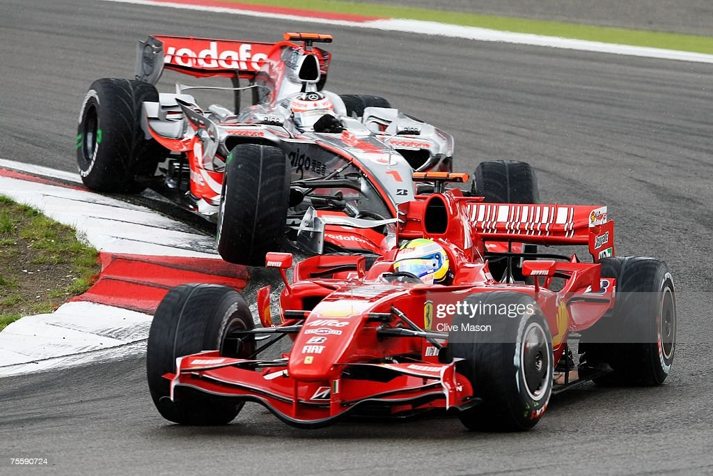 European F1 Grand Prix : News Photo