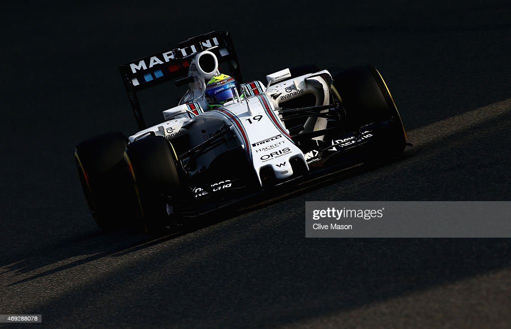 F1 Grand Prix of China - Qualifying : News Photo