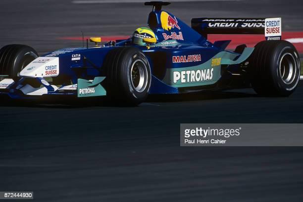 Felipe Massa SauberPetronas C21 Grand Prix of Germany Hockenheimring 28 July 2002