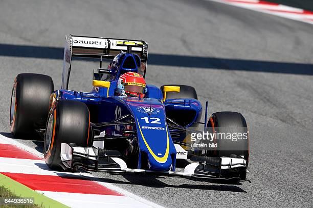 Felipe Nasr, Sauber, F1 Team, formula 1 GP, Spanien in Barcelona