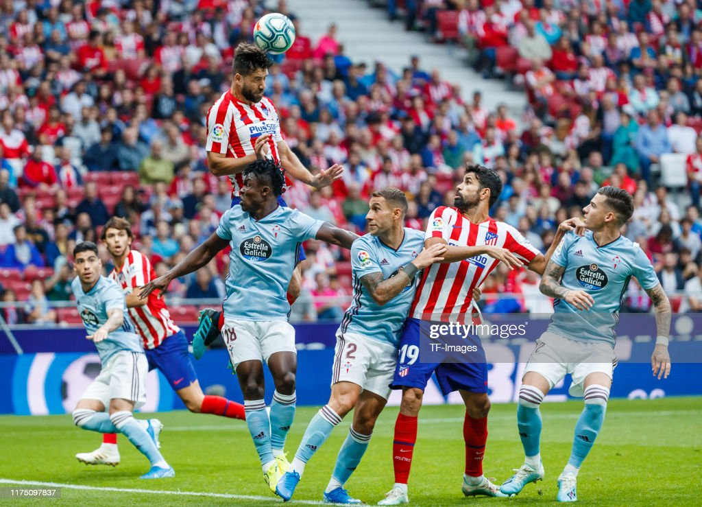 Atletico Madrid v Celta Vigo - Liga : News Photo