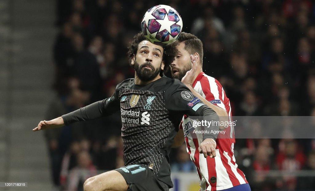 Atletico Madrid vs Liverpool: UEFA Champions League : News Photo