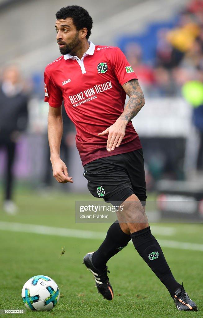 Fortuna Duesseldorf v Hannover...
