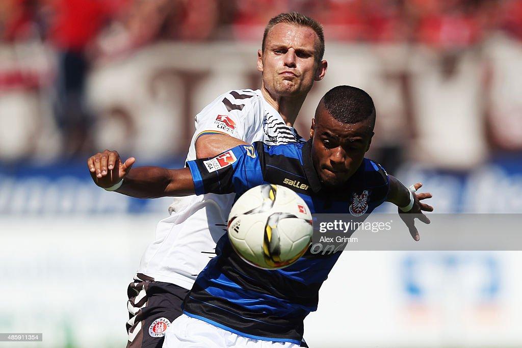 FSV Frankfurt v FC St. Pauli  - 2. Bundesliga