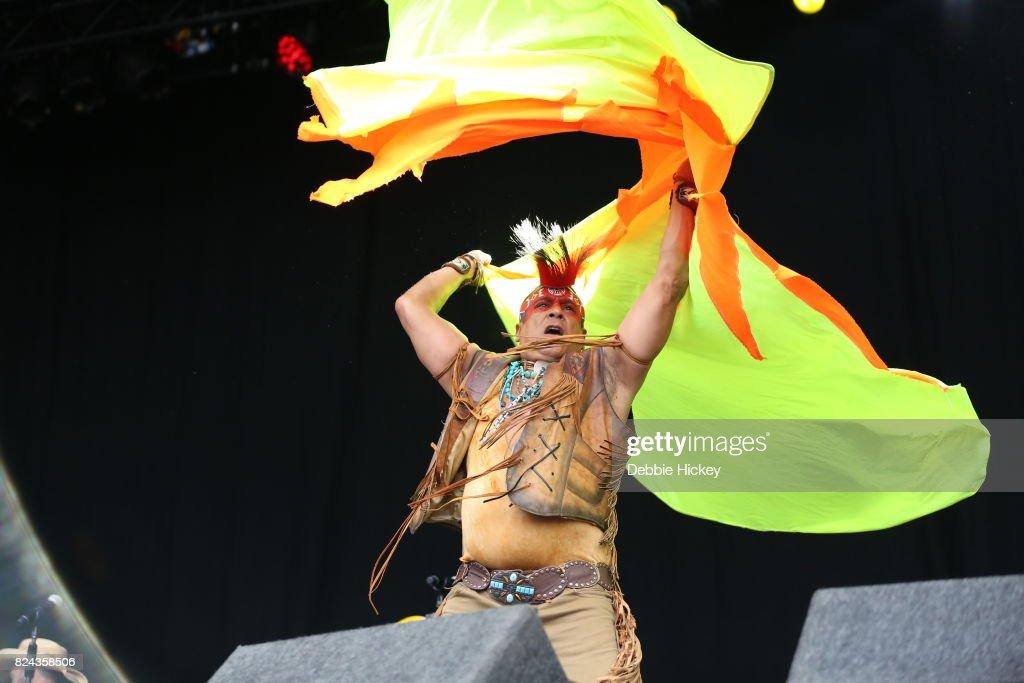 Punchestown Music Festival : News Photo