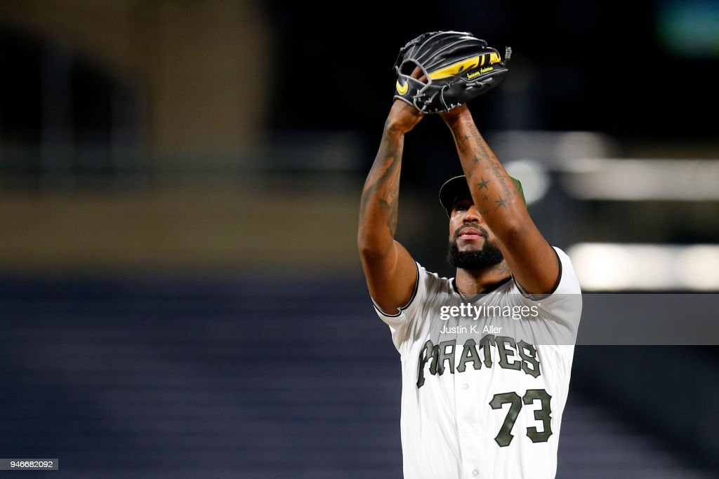 Cincinnati Reds v Pittsburgh Pirates : News Photo