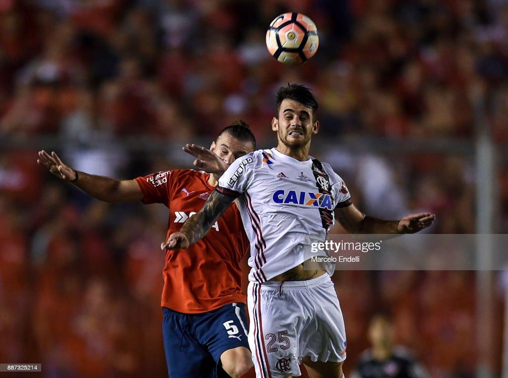 Independiente v Flamengo - Copa Sudamericana 2017 : News Photo