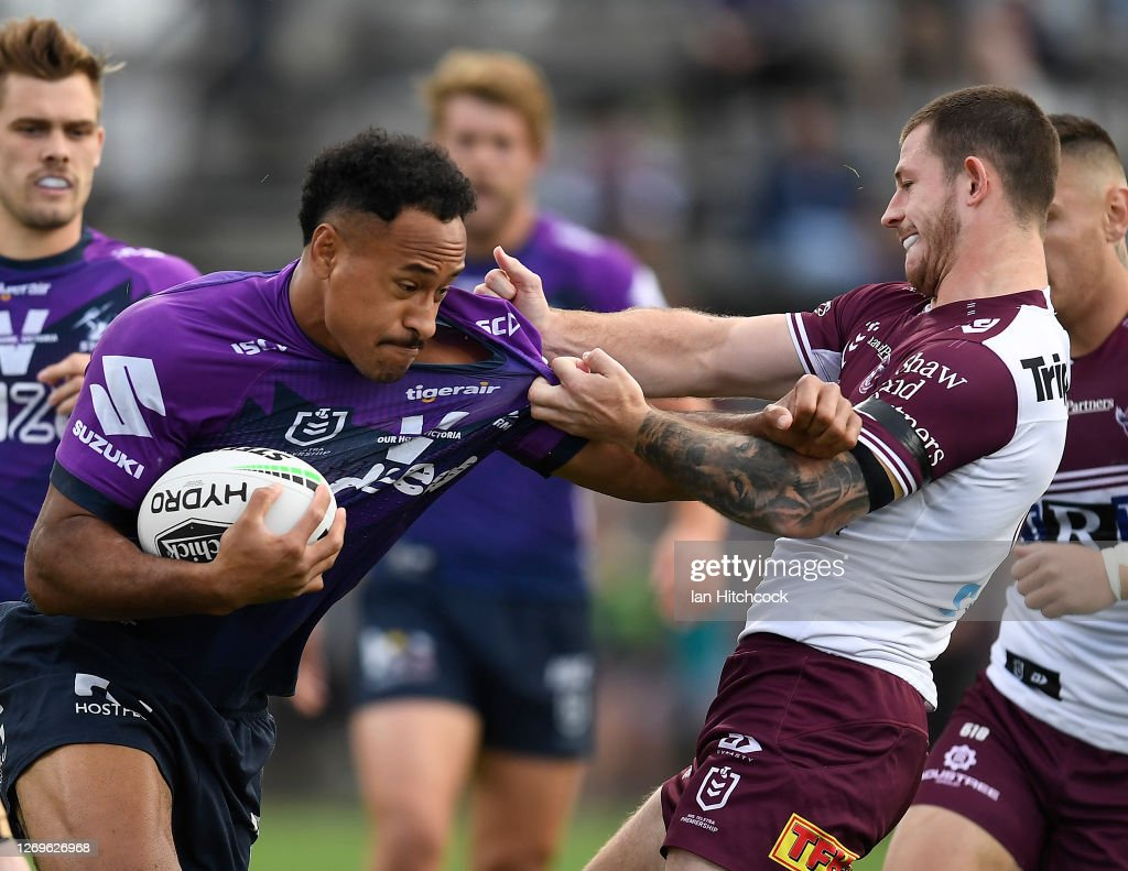 NRL Rd 16 - Storm v Sea Eagles : News Photo
