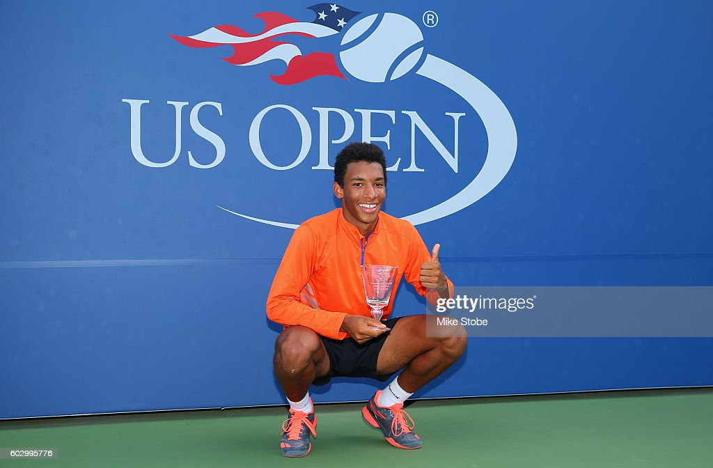2016 US Open - Day 14 : News Photo
