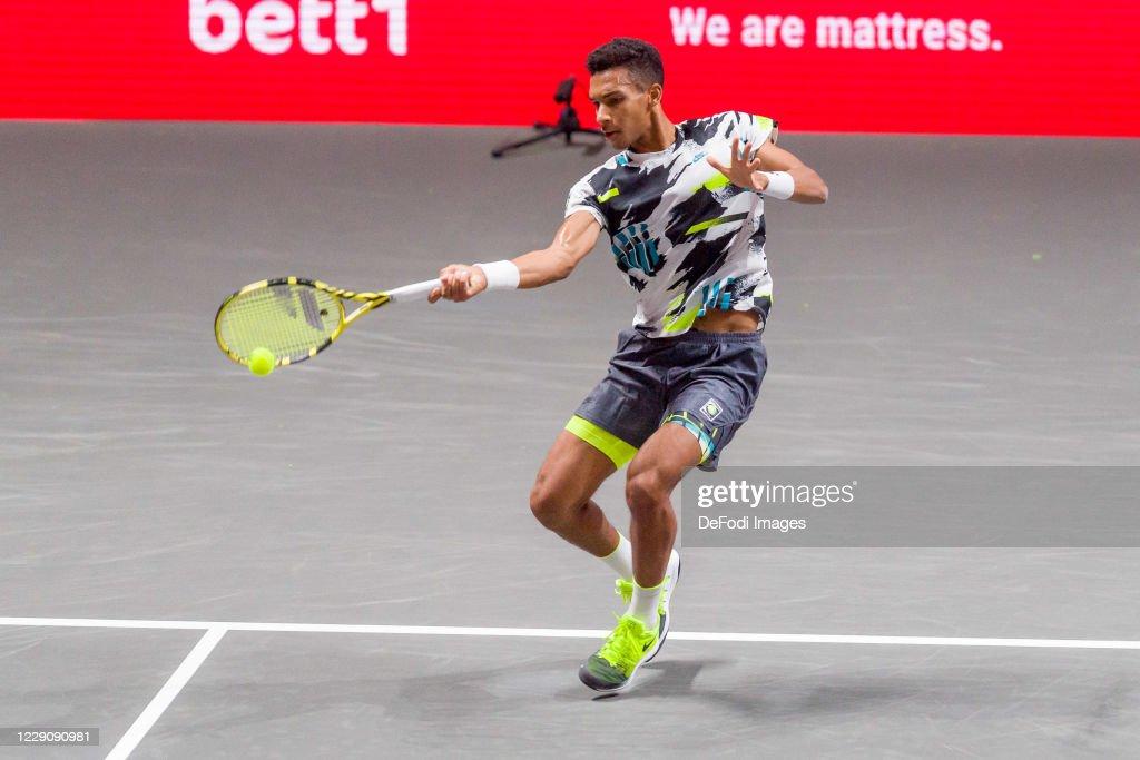 Bett1Hulks Indoors Tennis Tournament In Cologne - Day 4 : News Photo