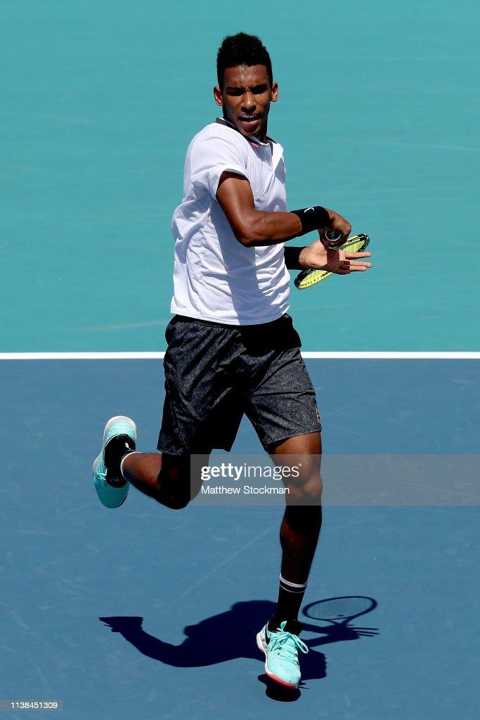 FL: Miami Open 2019 - Day 9