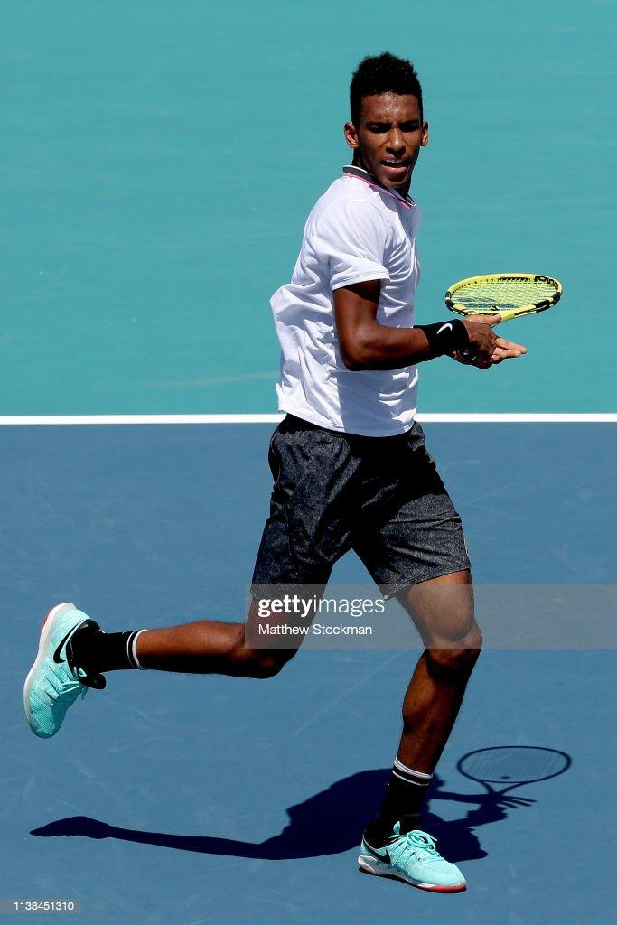 Miami Open 2019 - Day 9 : News Photo