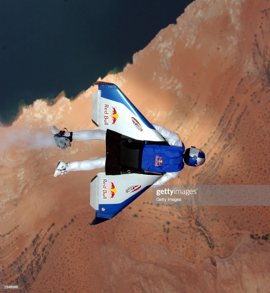 Felix Baumgartner, world-renowned B.A.S.E jumper, is pictured in this undated handout photo. Baumgartner will attempt the first unpowered crossing of the strait between England and France. Sometime between 27-31 July when the weather conditions are ideal, he will free fall from 9,000 metres above sea level at temperatures of minus 55 degrees with nothing more than a 1.80 metres carbon fibre wing and his parachute