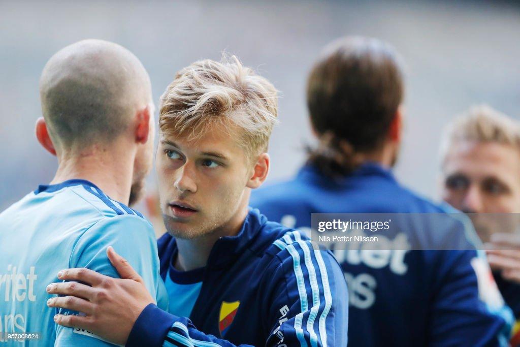Djurgardens IF v Malmo FF - Svenska Cupen Final : News Photo