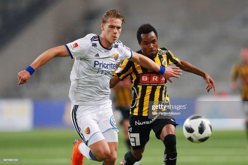 Djurgardens IF v BK Hacken  - Swedish Cup Quarter-Final : News Photo