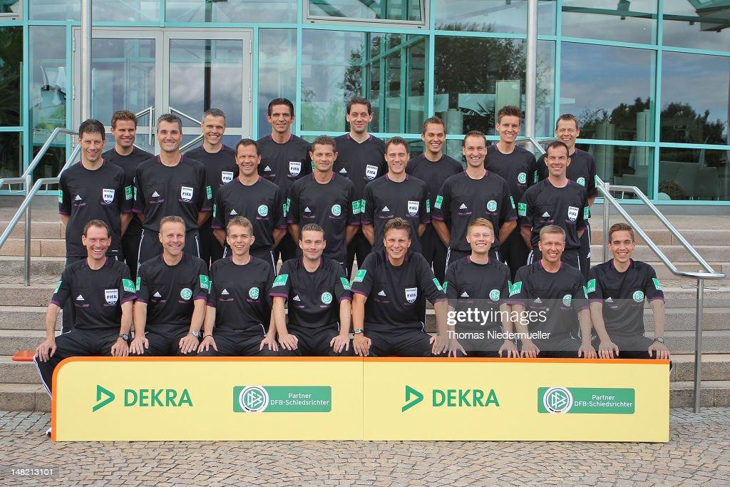 DFB Referee Team Presentation