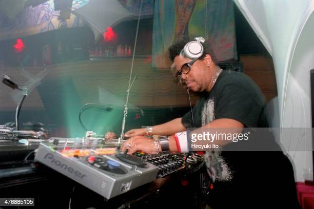 Felix Da Housecat performing in Electroclash NYC 2002 at Webster Hall on Wednesday night, October 9, 2002.