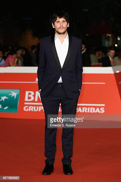 Felix de Givry attends 'Eden' Red Carpet during The 9th Rome Film Festival at Auditorium Parco Della Musica on October 17 2014 in Rome Italy