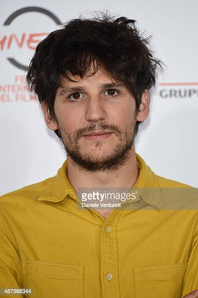 Felix de Givry attends the 'Eden' Photocall during The 9th Rome Film Festival at Auditorium Parco Della Musica on October 17 2014 in Rome Italy