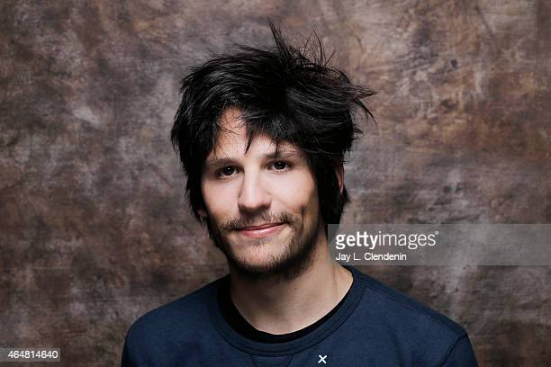 Felix de Givry is photographed for Los Angeles Times at the 2015 Sundance Film Festival on January 24 2015 in Park City Utah PUBLISHED IMAGE CREDIT...