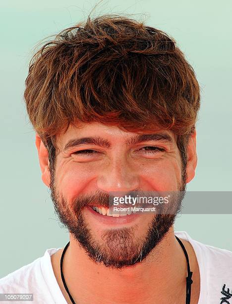 Felix Gomez attends a photocall and press conference for his latest film 'Agnosia' at the 43rd Sitges film festival on October 8 2010 in Sitges Spain