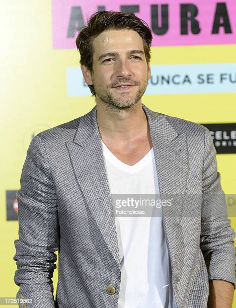 Felix Gomez attends SModa Magazine cocktail party at the Urban Hotel on July 2 2013 in Madrid Spain