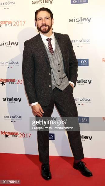 Felix Gomez attends the 'Fotogramas Awards 2018' at Joy Eslava on February 26 2018 in Madrid Spain
