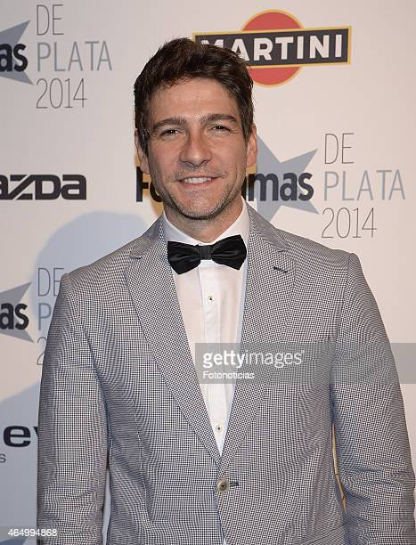 Felix Gomez attends the Fotogramas Awards ceremony at Joy Eslava on March 2 2015 in Madrid Spain