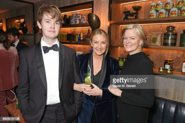 Felix Hindmarch Seymour Anya Hindmarch and Ruth Kennedy Lady Dundas attend Alexander Dundas's 18th birthday party hosted by Lord and Lady Dundas on...