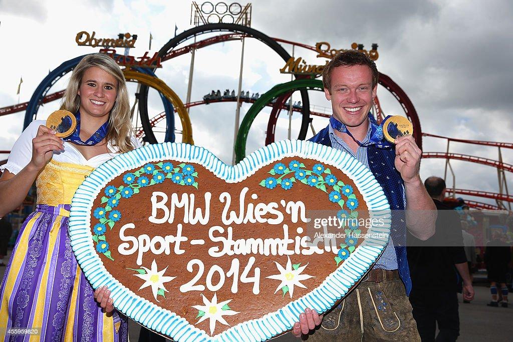 'BMW Wiesn Sport-Stammtisch' - Oktoberfest 2014