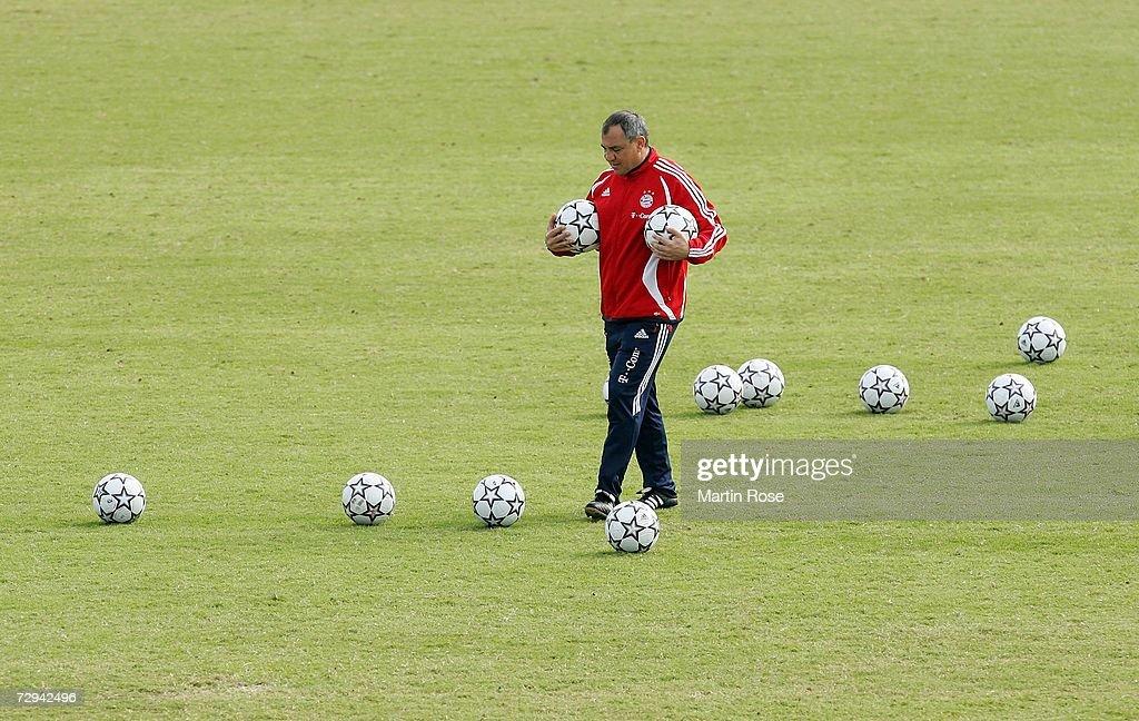 Bayern Munich Training Camp - Day 3 : News Photo
