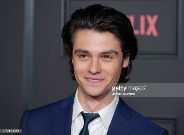 Felix Mallard attends the Locke Key Series Premiere Photo Call at the Egyptian Theatre on February 05 2020 in Hollywood California