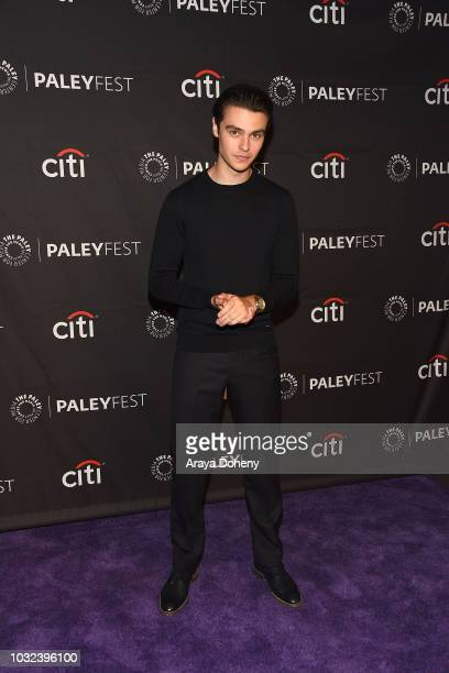 """Felix Mallard from """"Happy Together"""" attends The Paley Center for Media's 2018 PaleyFest Fall TV Previews - CBS at The Paley Center for Media on..."""