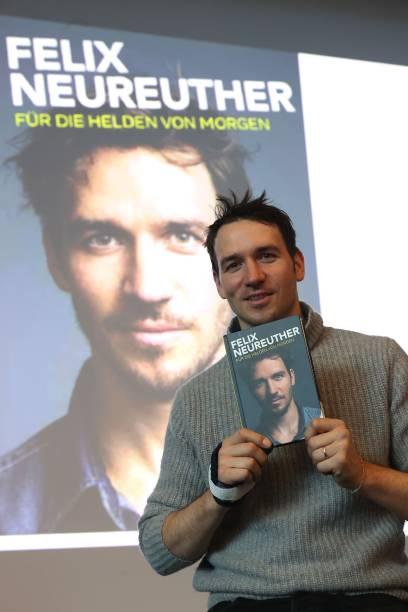AUT: Felix Neureuther Presents His New Book