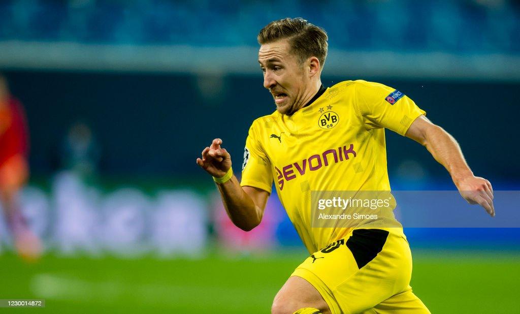 Zenit St. Petersburg v Borussia Dortmund: Group F - UEFA Champions League : News Photo