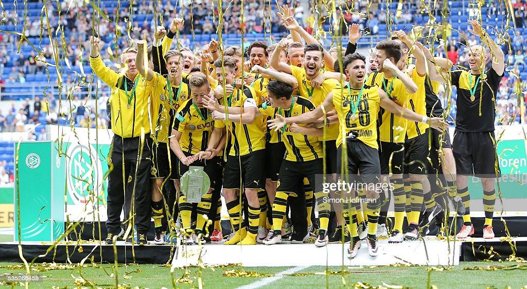 1899 Hoffenheim U19 v Borussia Dortmund U19 - A Juniors German Championship Final