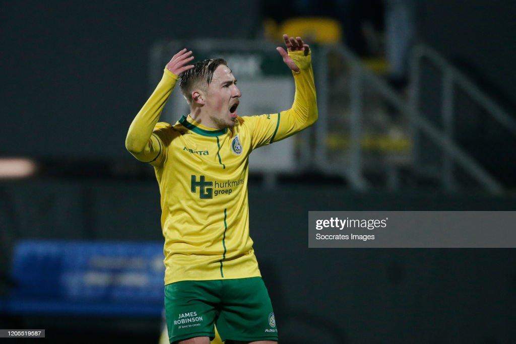 Fortuna Sittard v PEC Zwolle - Dutch Eredivisie : News Photo