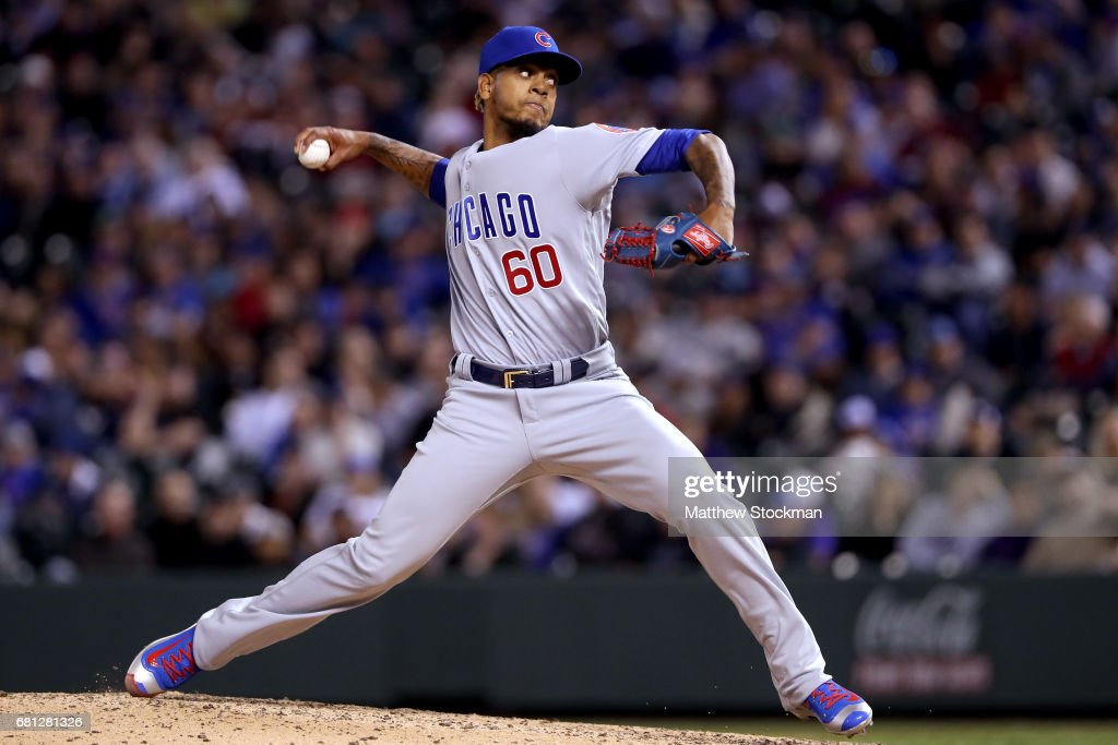 Chicago Cubs v Colorado Rockies - Game Two