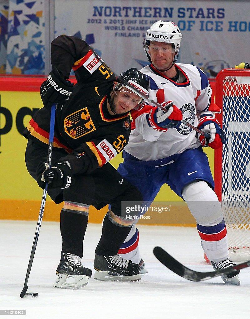 Germany v Norway - 2012 IIHF Ice Hockey World Championship