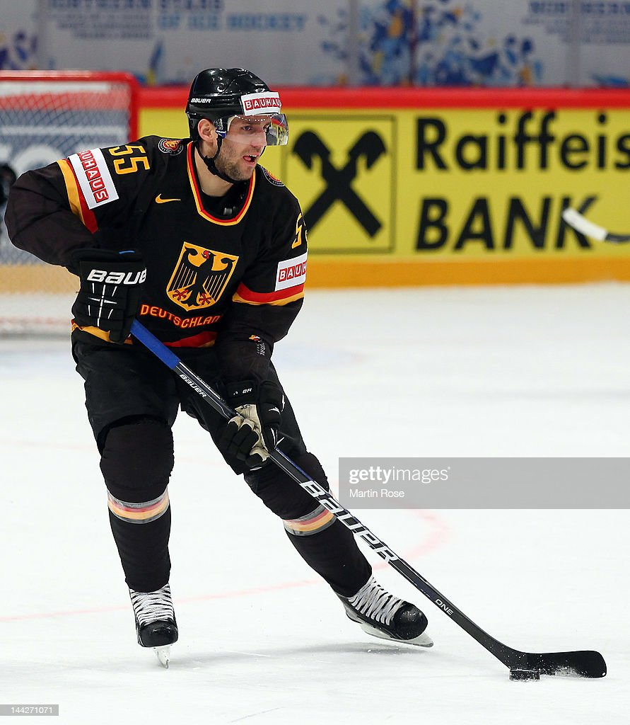 Germany v Denmark - 2012 IIHF Ice Hockey World Championship