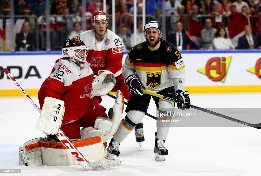 Denmark v Germany - 2017 IIHF Ice Hockey World Championship