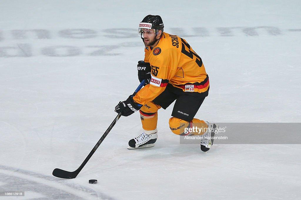 Germany v Canada - Icehockey Deutschland Cup