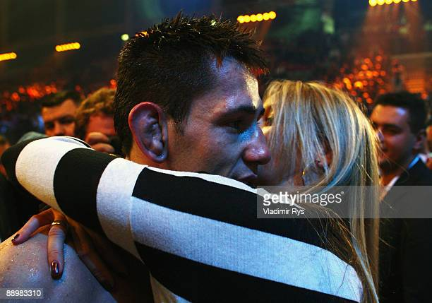 Felix Sturm V Khoren Gevor Wba Middleweight Fight Stock Photos And