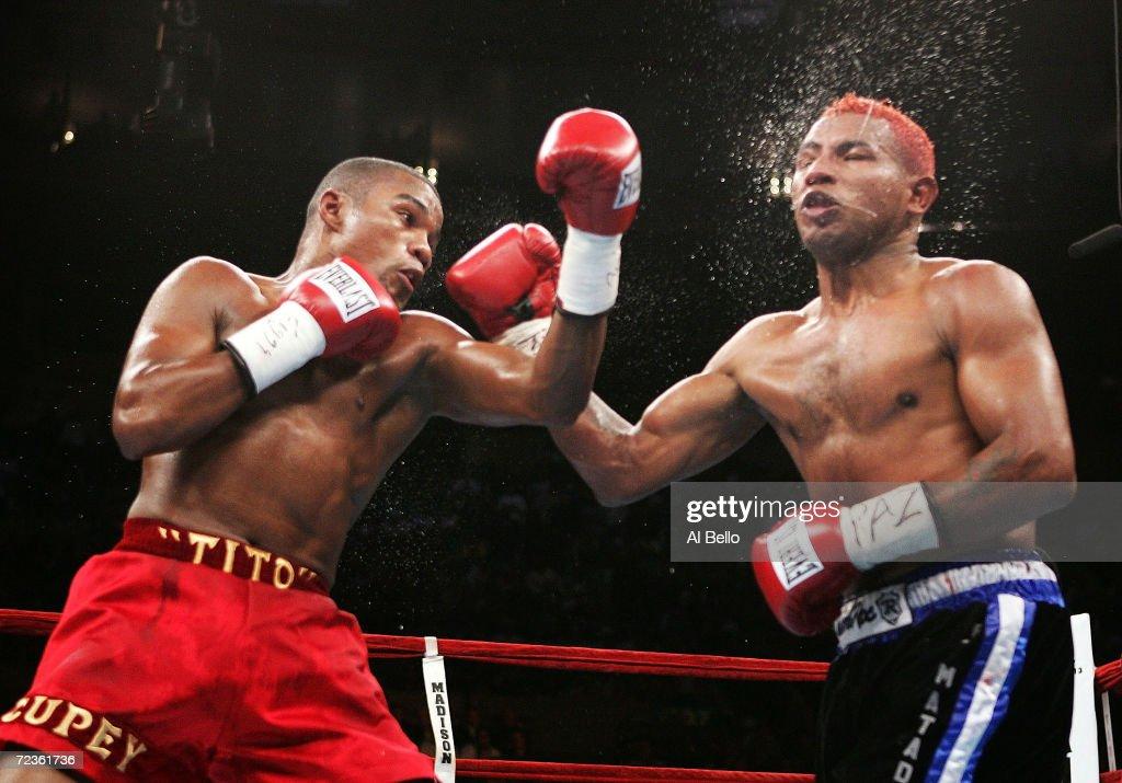 "Felix ""Tito"" Trinidad Jr v Ricardo Mayorga : News Photo"