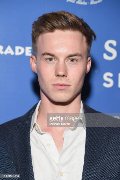 Felix Tonio Stintzing attends the IFC Films Independent Spirit Awards After Party presented by MovieGrade App Hendricks Gin and Kona Brewing Company...